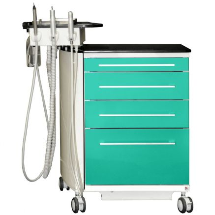 Colibr� Plus+ Podiatry Unit, turquoise